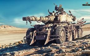 Picture tank, World of Tanks, Panhard EBR 105, ebrik