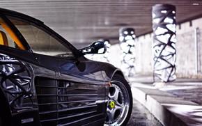 Picture Auto, Machine, Ferrari, Ferrari, Sports car, Testarossa, F512 M, 512 TR, Ferrari Testarossa, Ferrari Testarossa …