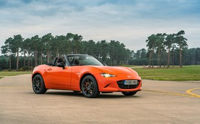 Picture Mazda, Lights, MX-5, 30th Anniversary Edition, Mazda MX-5, 2019, Mazda MX-5 30th Anniversary Edition