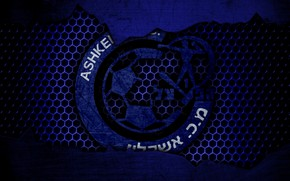 Picture wallpaper, sport, logo, football, Hapoel Ashkelon