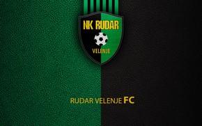 Picture wallpaper, sport, logo, football, NK Rudar Velenje