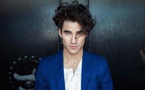 Picture look, guy, Darren Criss