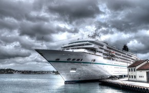 Picture Port, Amadea, Barco, Norway