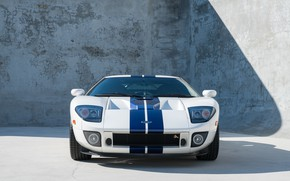 Picture The front, Sportcar, 2005 Ford GT