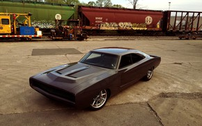 Picture Dodge, Charger, Vehicle, Modified