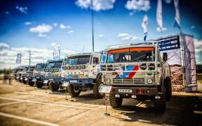 Picture Auto, Sport, Machine, Truck, Master, Russia, 2009, 2018, Kamaz, Rally, Dakar, KAMAZ-master, Dakar, Rally, KAMAZ, …