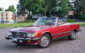 Picture Mercedes - Benz, 560sl, r107