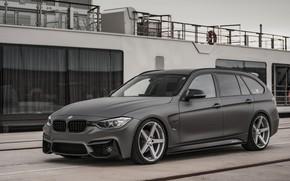 Picture rails, BMW, 2018, 3-series, universal, 320d, the five-door, F31, Z-Performance, 3P
