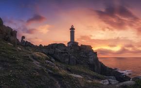 Picture Galicia, Punta Nariga, Malpica de Bergantiños, Barizo