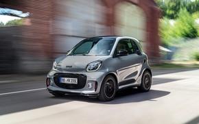 Picture car, Smart, hybrid, smart, Smart eq, Smart ForTwo