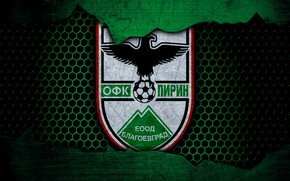 Picture wallpaper, sport, logo, football, Pirin Blagoevgrad