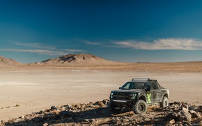Picture desert, Ford, Raptor, F-150, 2017, Xbox One X Edition