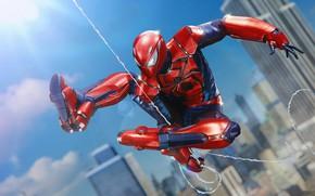 Picture costume, Marvel, Spider-man, Game, Comics, Spider-Man, Peter Parker