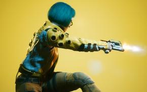 Picture background, the game, cyberpunk, CD Projekt RED, Cyberpunk 2077