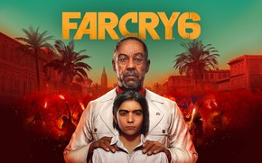 Picture The game, Ubisoft, Game, Shooter, Far Cry 6