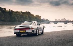 Picture Porsche 959, Sports car, Classic car