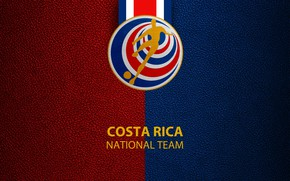 Picture wallpaper, sport, logo, football, Costa Rica, National team