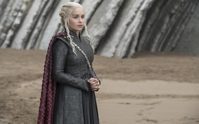 Picture Game Of Thrones, Game of Thrones, Emilia Clarke, Daenerys Targaryen, the mother of dragons