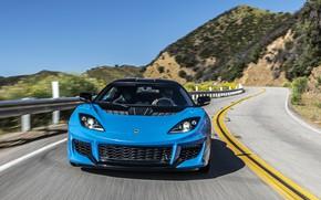 Picture Lotus, front view, Evora, 2020, USA version, Evora GT