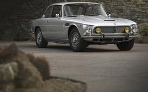 Picture Classic, Coupe, Silver, Iso Rivolta IR 300