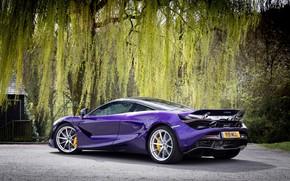 Picture machine, auto, McLaren, IVA