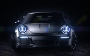 Picture 911, Porsche, GT3, Cgi, Porsche 911 GT3 Rs Cgi