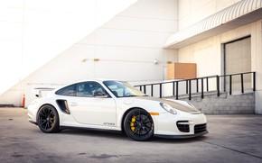 Picture 2011, Supercar, Sports, Safety frame, Porsche 911 GT2RS, Lightweight car
