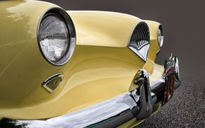 Picture 1954, sports car, Kaiser Darrin