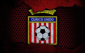 Picture wallpaper, sport, logo, football, Curico Unido