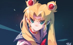 Picture girl, Sailor Moon, Sailor Moon