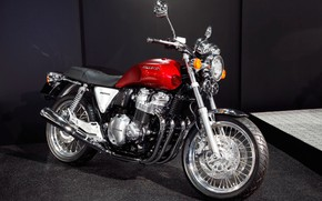 Picture Motorcycle, bike, Honda, CB1100