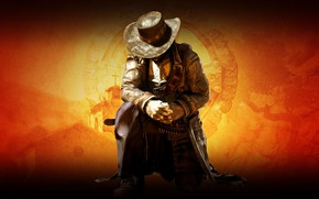 Picture Wallpaper, Call Of Juarez, The Preacher