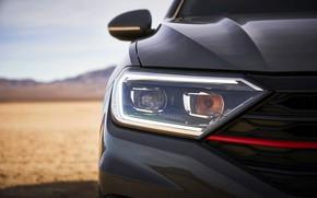 Picture headlight, Volkswagen, Jetta, sedan, GLI, 2019