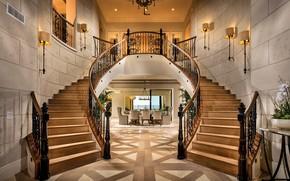 Picture Villa, interior, ladder, Santa-Rosa