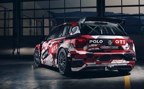 Picture Volkswagen, GTI, Polo, Volkswagen Polo GTI R5