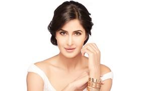 Picture girl, eyes, smile, beautiful, model, lips, face, hair, indian, actress, celebrity, bollywood, makeup, Katrina kaif