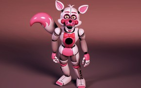 Picture the game, Five Nights at Freddy's, Five nights at Freddy's, mechanical doll