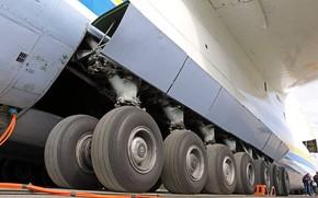 Picture The plane, Ukraine, The an-225, Chassis, ANTK imeni O. K. Antonova