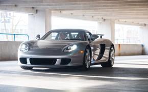 Picture Porsche, Carrera GT, CGT