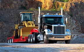 Picture Truck, Freightliner, Trawl