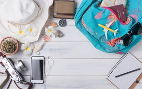 Picture sea, beach, flowers, coffee, Summer, Phone, accessories