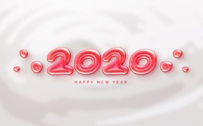 Picture background, New year, Christmas, New Year, 2020