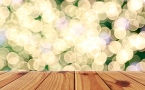 Picture background, tree, Board, golden, gold, gold, wood, background, bokeh, bokeh, table, sparkle