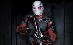 Picture weapons, costume, Suicide Squad, Suicide Squad