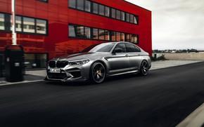Picture BMW, sedan, facade, AC Schnitzer, four-door, M5, F90, 2019, ACS5 Sport