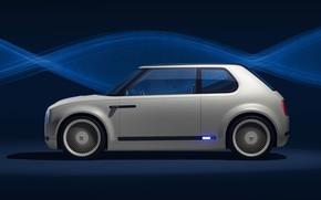 Picture Honda, Urban, electric, Electric Cars, Honda Urban EV, Urban EV