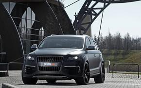 Picture Audi, TDI, 2012, V12, Quattro, design, SUV, Audi Q7, Fostla, Q7