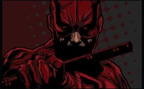 Picture Art, Marvel, Daredevil, Marvel Comics, Comics, Daredevil, Matthew Murdock, Murdock, Matthew Murdock, Murdoch, by Stefan …