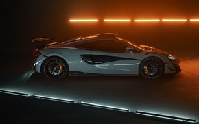 Picture McLaren, side view, Novitec, 2020, 620R