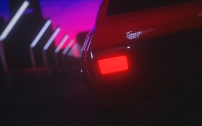Picture Auto, Music, Machine, Style, 80s, Style, Neon, Rendering, Illustration, 80's, Synth, Retrowave, Synthwave, New Retro ...